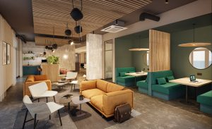 Social & Co working spaces
